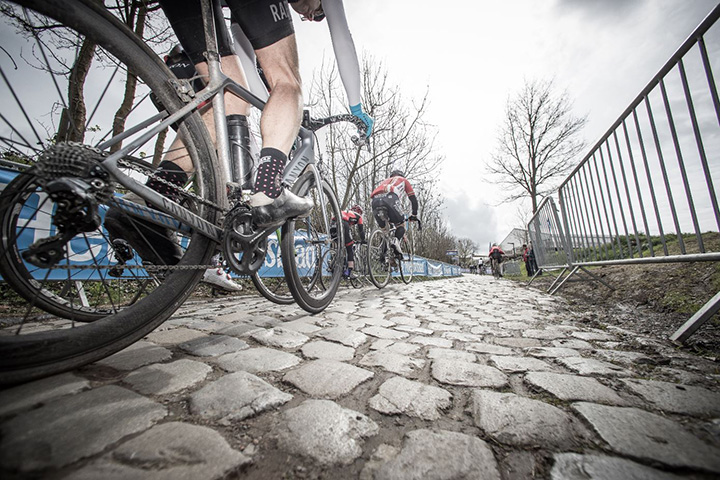 Parcours Oude Kwaremont